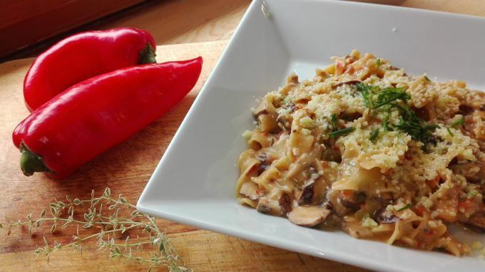 One-Pot-Pasta aus dem Thermomix®