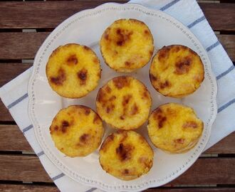 Pastel de nata Low Carb