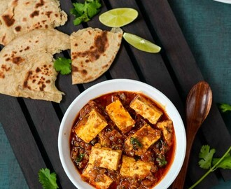 Paneer Curry Masala Recipe | Paneer Methi Curry Masala | Spicy Paneer Curry Recipe