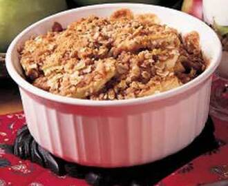 Mini Apple Crisp Recipe