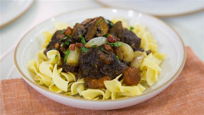 You don't have to be Julia Child to make classic beef bourguignon