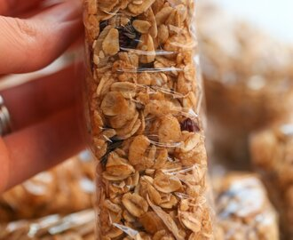 No Bake Nut and Seed Bars