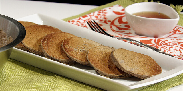 A Healthier Pancake Recipe No One Can Resist | HuffPost