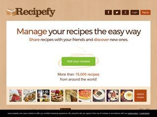 www.recipefy.com
