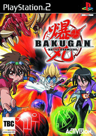Bakugan: battle brawlers - ps2