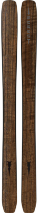 Forest Skis Perun Twintip (116mm) Walnut 183 cm 2017 Skidor