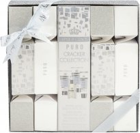 Style & Grace Puro Cracker Collection Presentset 15ml Läppglans + 30ml Body Polish + 30ml Body Wash + 30ml Body Lotion