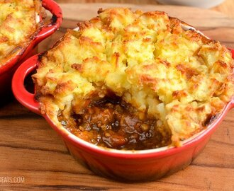 Syn Free Mini Cottage Pies