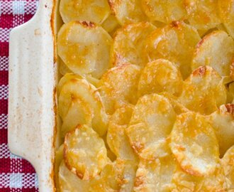 Syn Free Potato Gratin