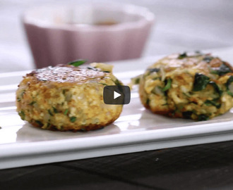 Methi Paneer Tikki Recipe Video