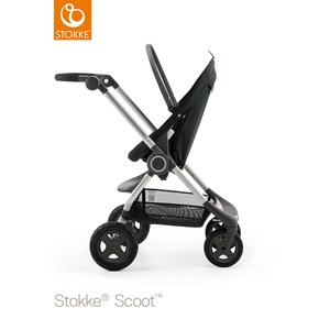 Stokke Scoot Chassis Black