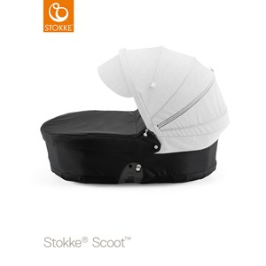 Stokke Scoot Liggdel Black Scoot Carry Cot Black