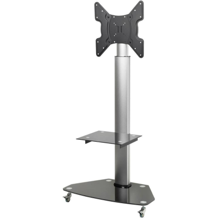 "SpeaKa Professional SP-TVRW-01 TV-golvstativ 81,3 cm (32"") - 139,7 cm (55"") Tiltbar"