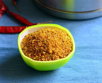Rasam Powder Recipe – Tamilnadu Style Homemade Rasam Podi