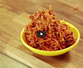 Carrot Pickle Recipe Video