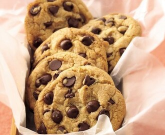 Cara Membuat Choco Chips Cookies Super Lezat