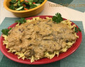 Recipe of the Week: Beef Stroganoff