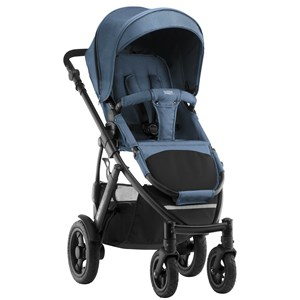 Britax Britax Smile 2 Barnvagn Blue Denim