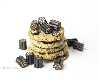 Licorice Cookies