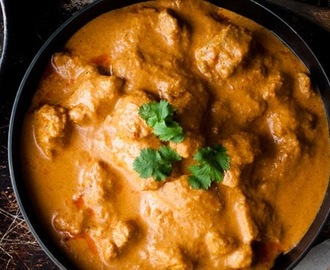 Rikards Butter Chicken
