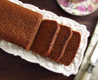 Brown sugar, olive oil and cinnamon cake | Food From Portugal