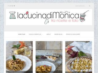 www.lacucinadimonica.it