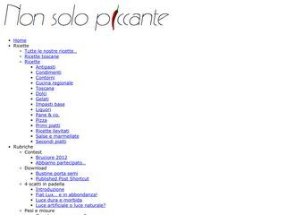 www.nonsolopiccante.it