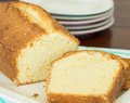 Pound Cake with Vanilla (Old Fashioned and Easy)