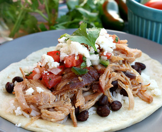 CopyCat Cafe Rio Sweet Pork