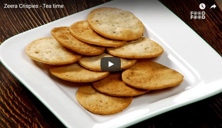 Zeera Crispies Recipe Video