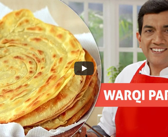 Warqi Paratha Recipe Video
