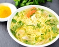 Chicken Vegetable Soup with Vermicelli
