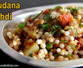 Sabudana Khichdi Recipe | How to make Sabudana Khichdi for Vrat Fasting