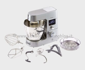 Kenwood Cooking Chef Gourmet differenze modelli, opinioni, recensioni