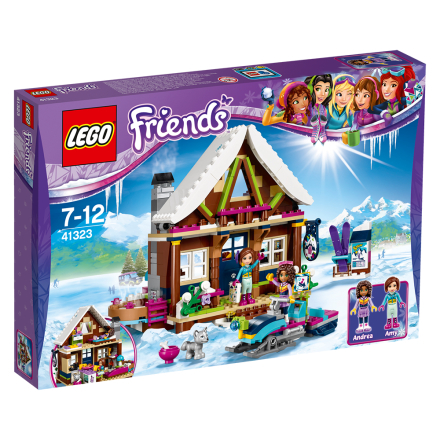 Lego Friends - Vinterresort stuga