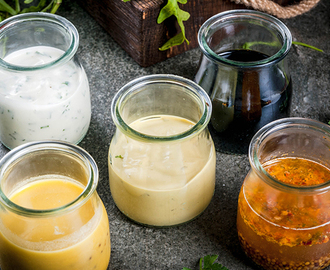Natural Salad Dressings