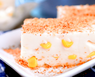 How to Cook Maja Blanca (Coconut Pudding)