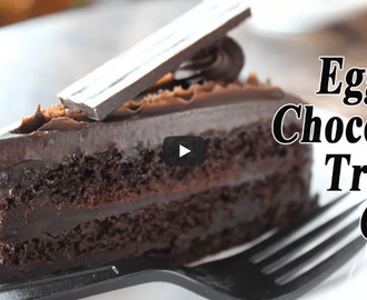Chocolate Truffle Cake Recipe Video