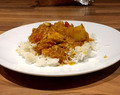 Pumpkin Curry (it's not just for Halloween)