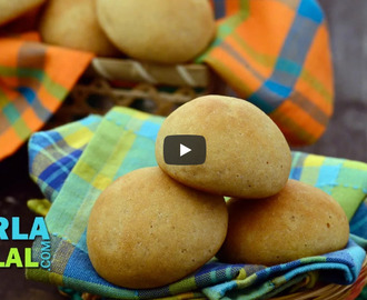 Whole Wheat Bread Roll Recipe Video