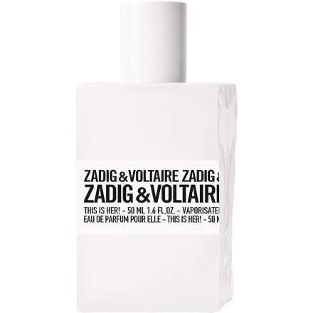 This Is Her!, 50ml Zadig & Voltaire Parfym