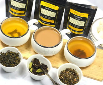 Review For Golden Tips Tea : Exotic Experience for Tea Lovers