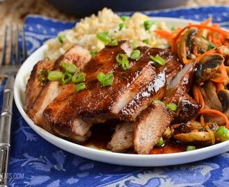 Low Syn Chinese Pork
