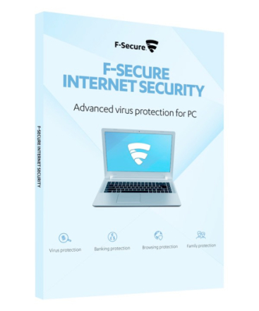 F-Secure Internet Security - 1 PC / 1 år