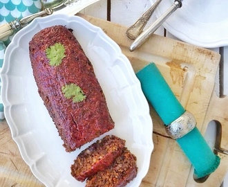 No meat loaf – le pain de viande vegan