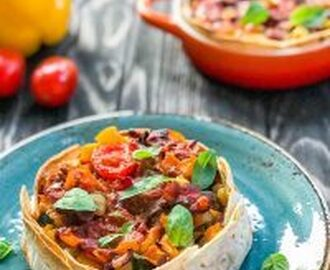 Syn Free Vegetable Tarts | Slimming World