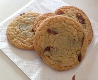 Sega chocolate chip cookies