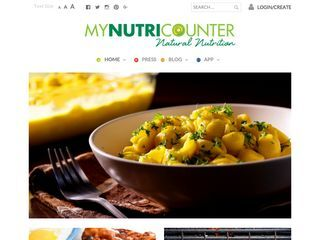 www.mynutricounter.com