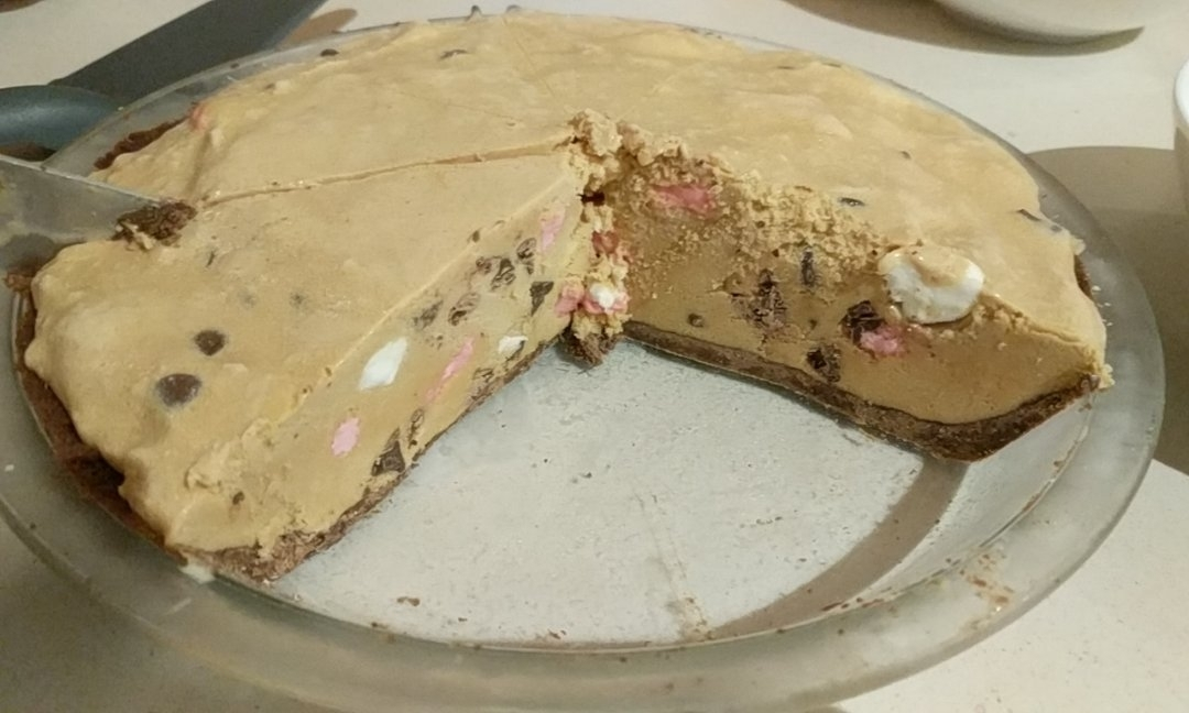 Coffee Icecream Pie