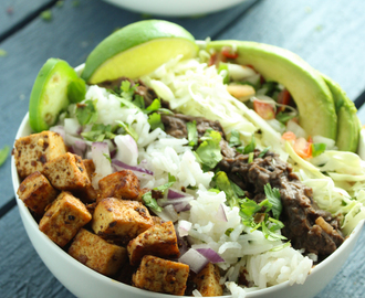 Comment on Vegan Tofu Taco Bowls by The Ultimate Tofu Guide and 57+ Awesome Recipes!